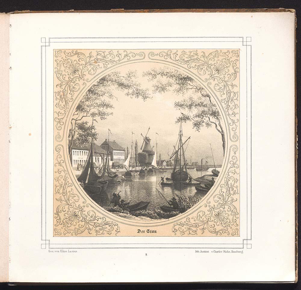 In: Oldenburg : 1849 Elise Lasius (1803-1872) s.l., ca. 1849