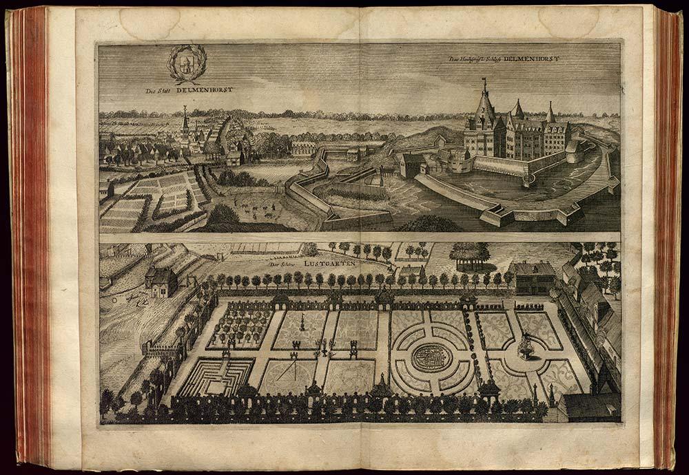In: Oldenburgische Friedens- und der benachbarten Oerter Kriegs-Handlungen : Johann Just Winckelmann Oldenburg : Zimmer, 1671